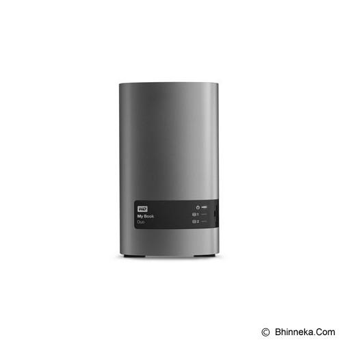 WD My Book Duo 4TB [WDBLWE0040JCH-SESN] - Hard Disk External 3.5 Inch